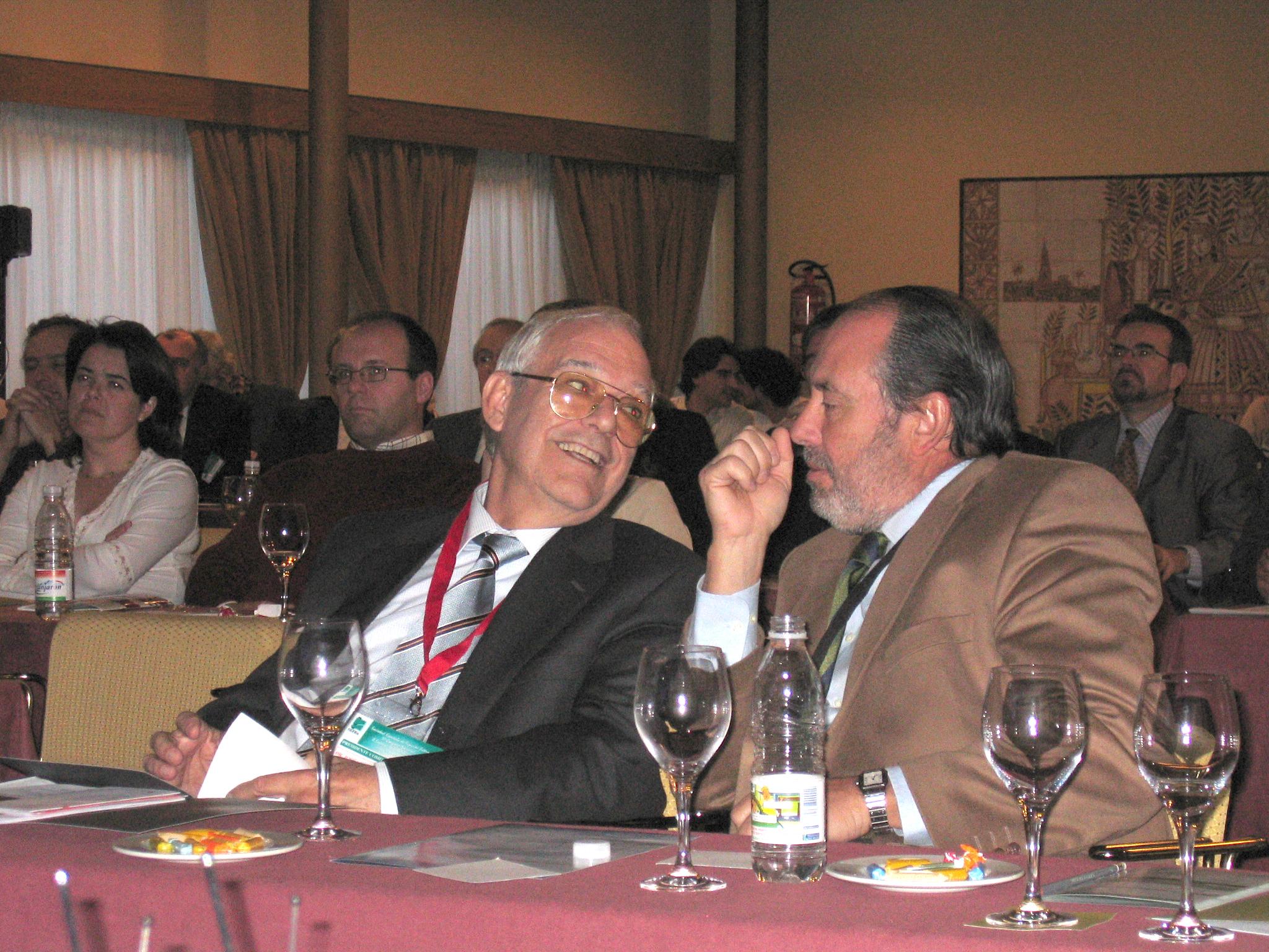 Sesión Científica de homenaje al Profesor D. José Luis Villareal Sanz