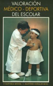 portada libro Valoracion medica escolar 2